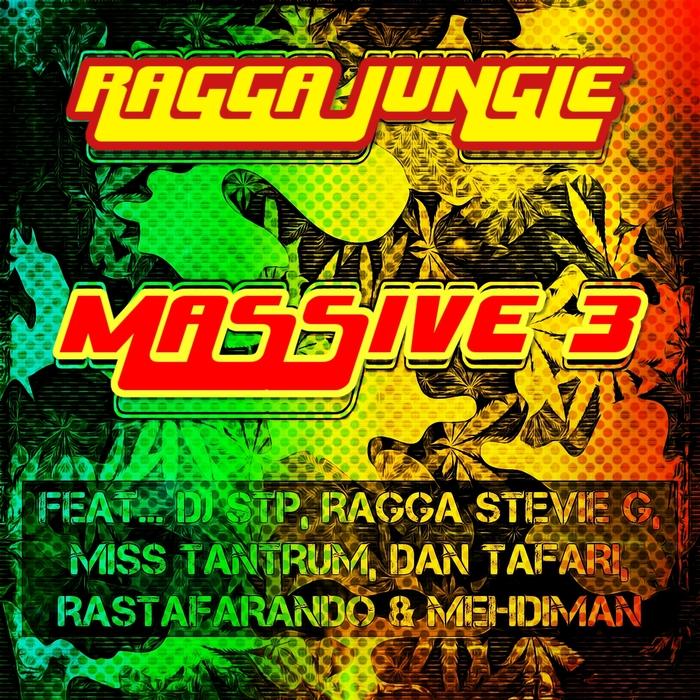 VARIOUS - Ragga Jungle Massive 3