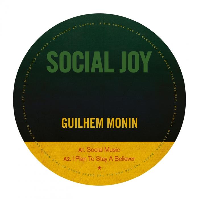 GUILHEM MONIN - Social Music