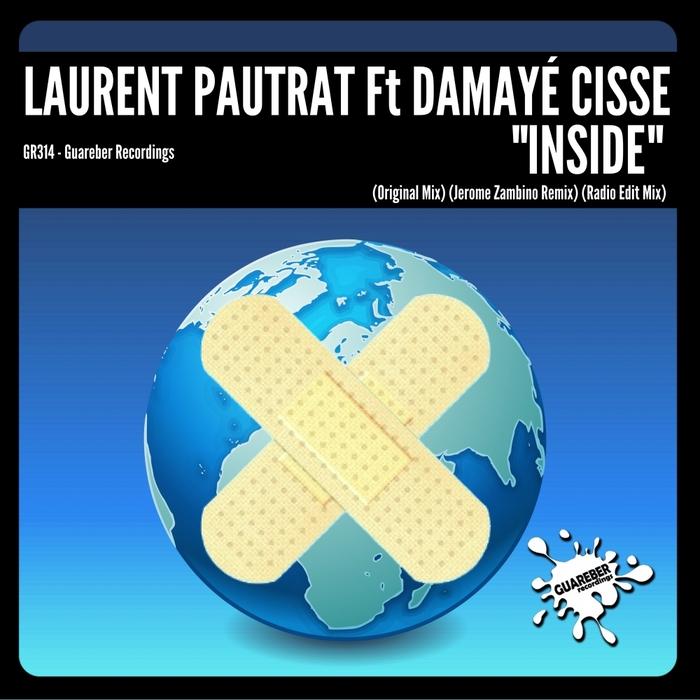 LAURENT PAUTRAT feat DAMAYE CISSE - Inside