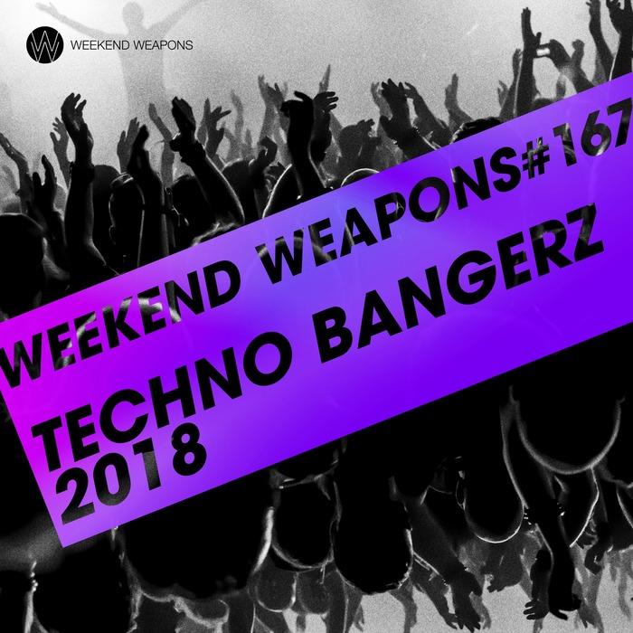 VARIOUS - Techno Bangerz 2018