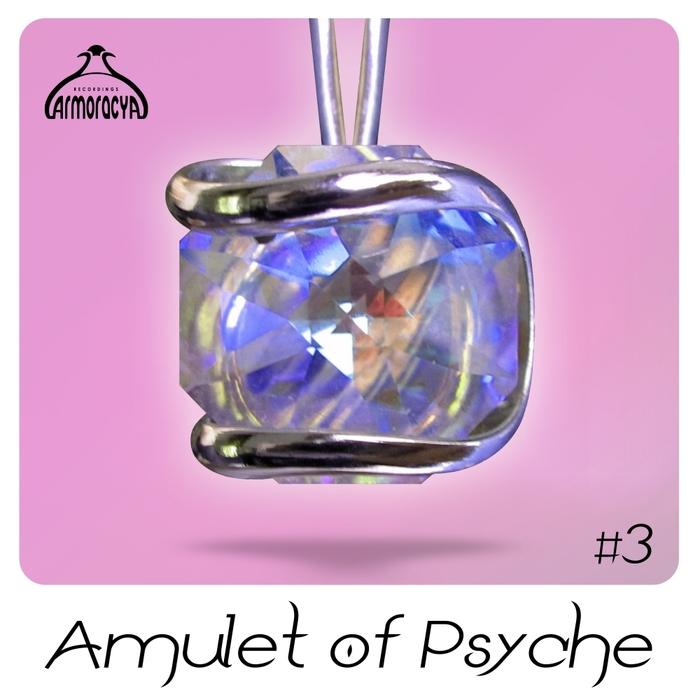 NICK EDWARDSON/SHISDESS/JAGO ALEJANDRO PASCUA/ALONSO DI UOMO/MAGDA SHORTANKARD - Amulet Of Psyche #3