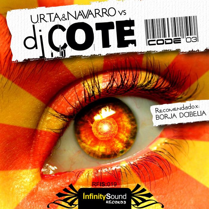 URTA/NAVARRO/DJ COTE - Code 03