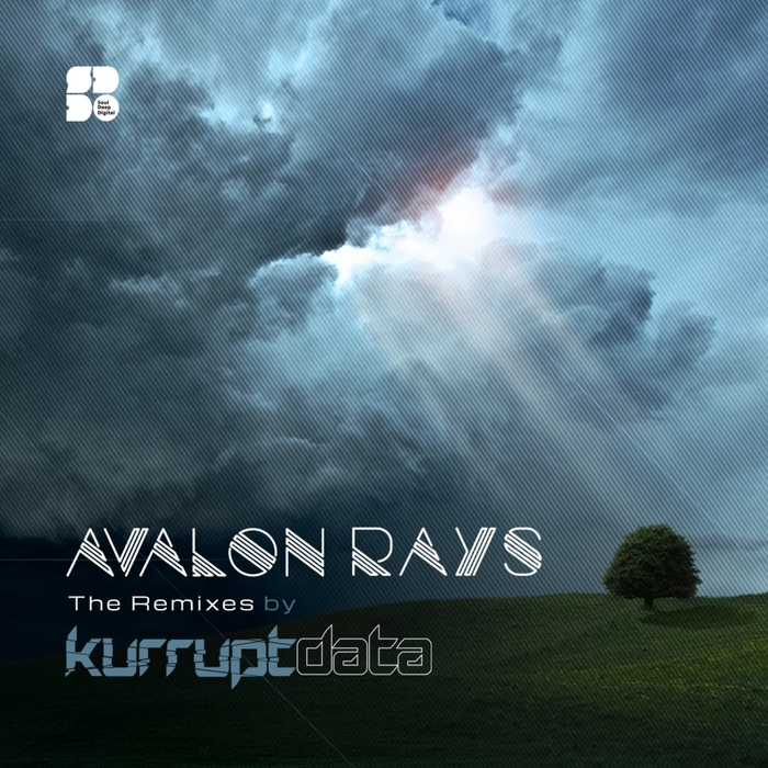 AVALON RAYS - The Remixes: By Kurruptdata