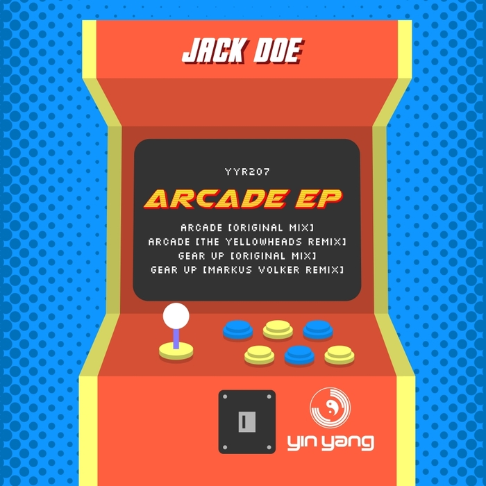 JACK DOE - Arcade EP