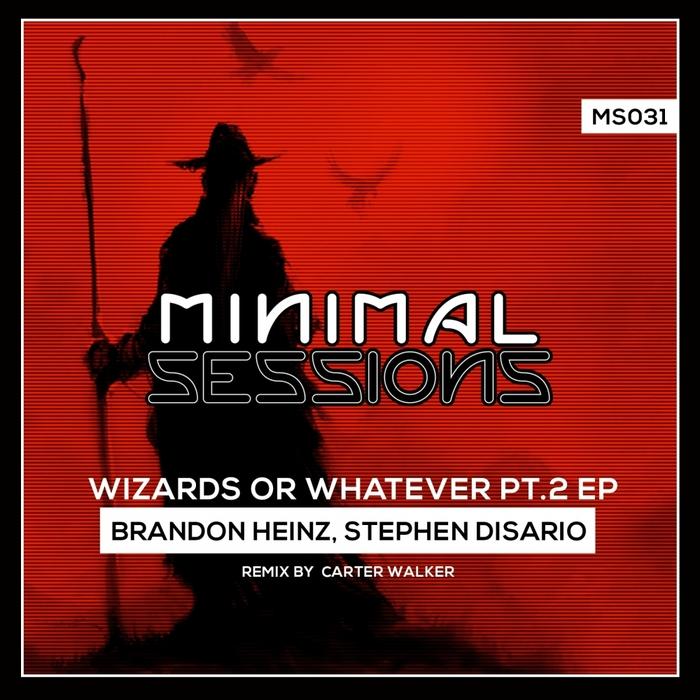 STEPHEN DISARIO/BRANDON HEINZ - Wizards Or Whatever Part 2