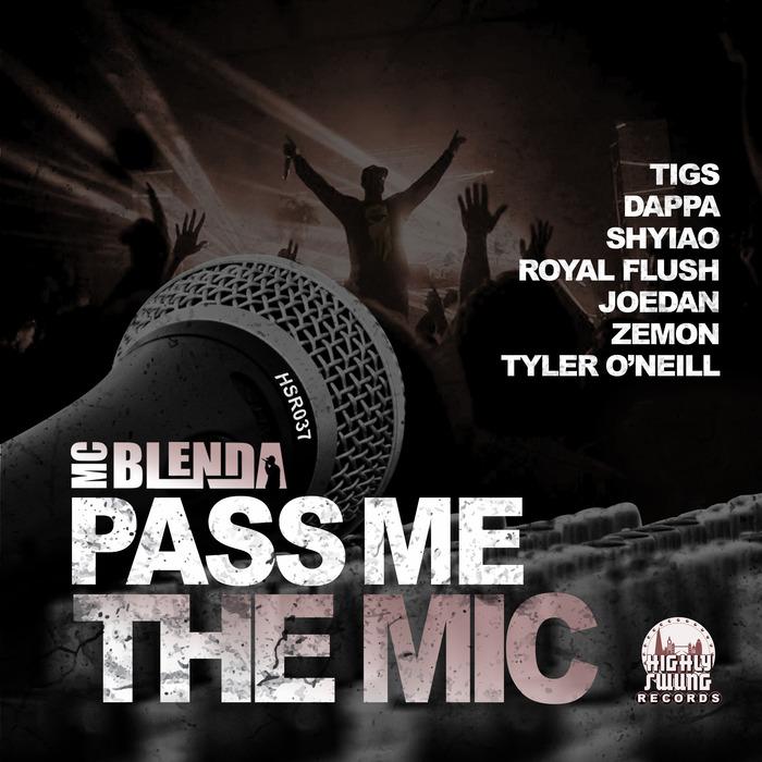 MC BLENDA - Pass Me The Mic