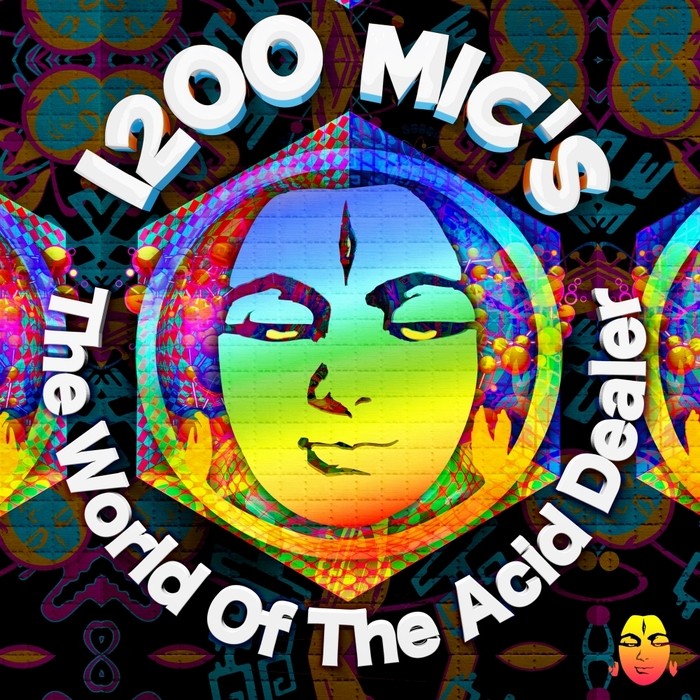 1200 MICROGRAMS - The World Of The Acid Dealer