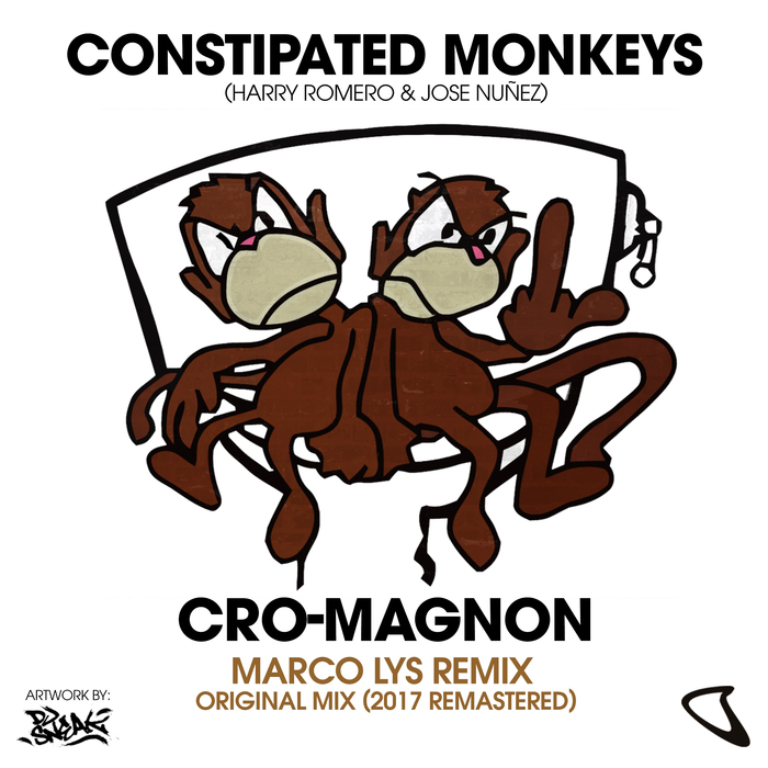 CONSTIPATED MONKEYS - Cro Magnon