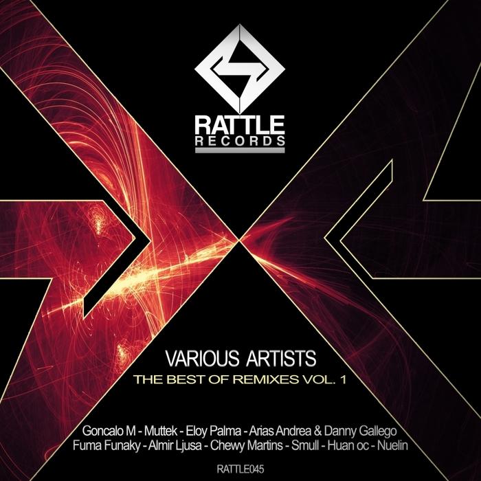 VARIOUS - The Best Of Remixes Vol 1