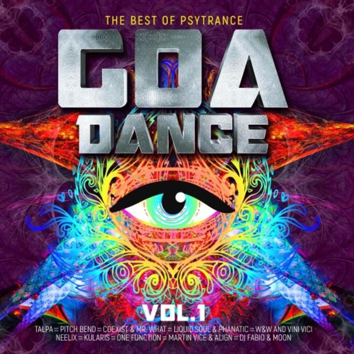 VARIOUS - Goa Dance Vol 1 - The Best Of Psytrance