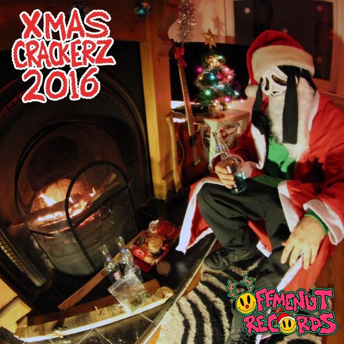 VARIOUS - Off Me Nut Xmas Crackerz 2016