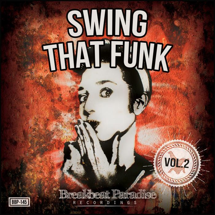C@ IN THE H@/CATJAM/MISTA TRICK/DUKE SKELLINGTON/KIWISTAR & RED OAK/FREDY HIGH - Swing That Funk Vol 2