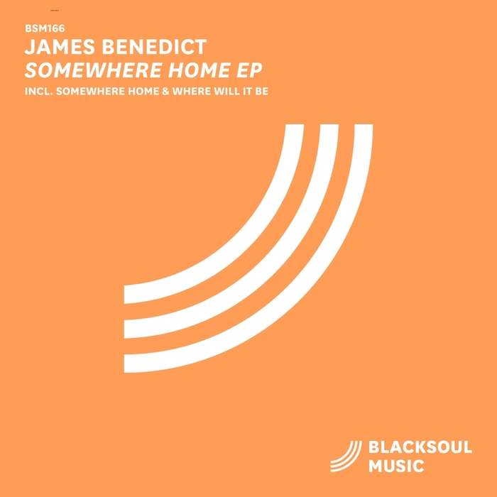 JAMES BENEDICT - Somewhere Home