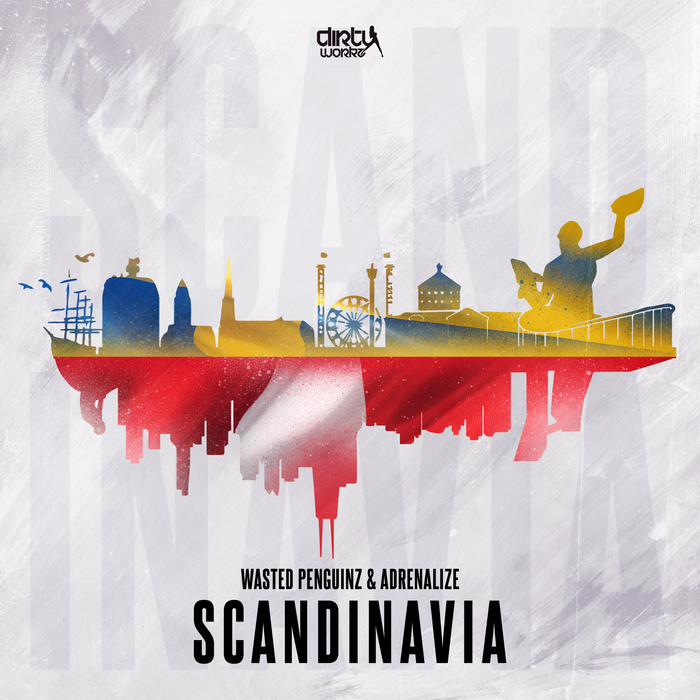 WASTED PENGUINZ & ADRENALIZE - Scandinavia