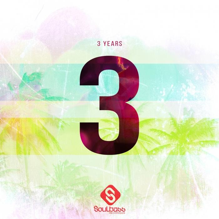 VARIOUS - Soulbasss 3 Years