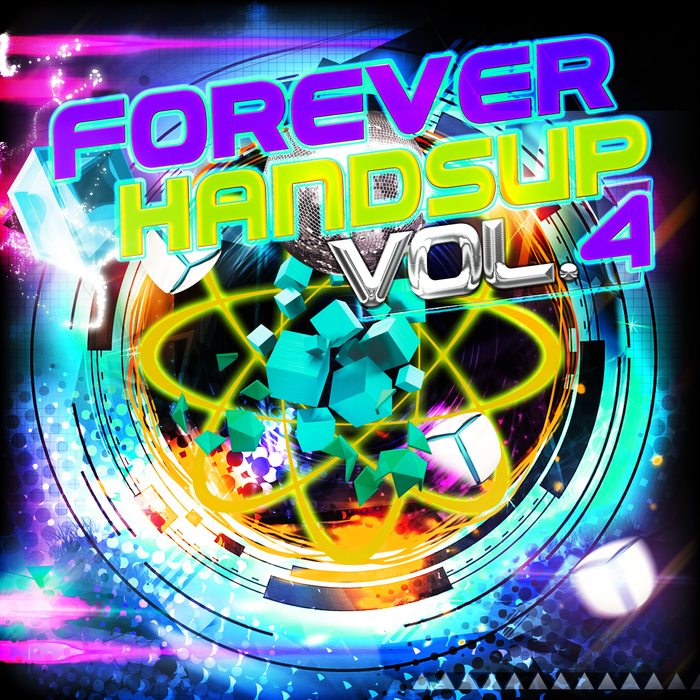 UNIT OF TRANCE/VARIOUS - Forever Handsup Vol 4