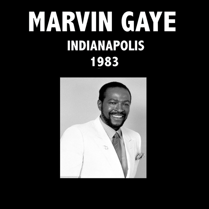 MARVIN GAYE - Pulis Speedway Indianapolis June 1983