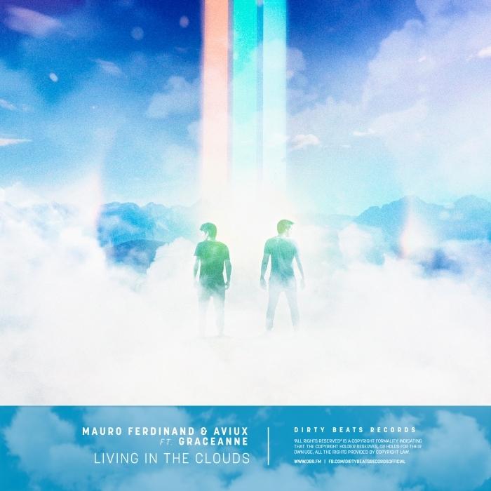 MAURO FERDINAND/AVIUX feat GRACEANNE - Living In The Clouds