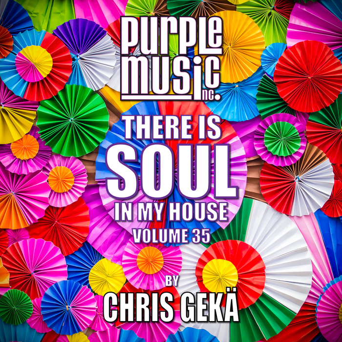 VARIOUS - Chris Geka Presents There Is Soul In My House Vol 35