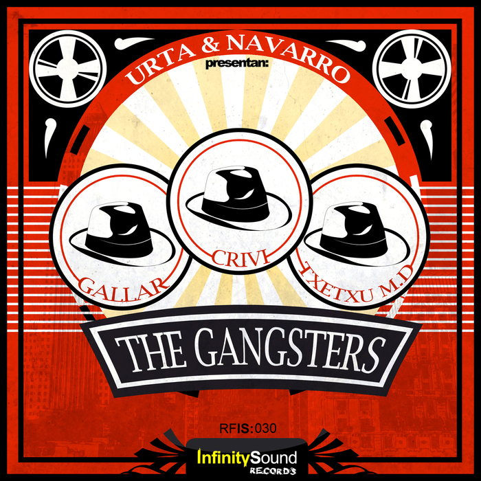 URTA/ALEX T - The Gangsters