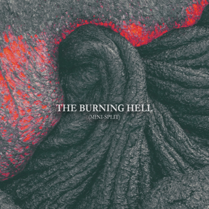 MODULAR PHAZE/XHEND/HUMAN INSECT/MMM - The Burning Hell (Mini-split)