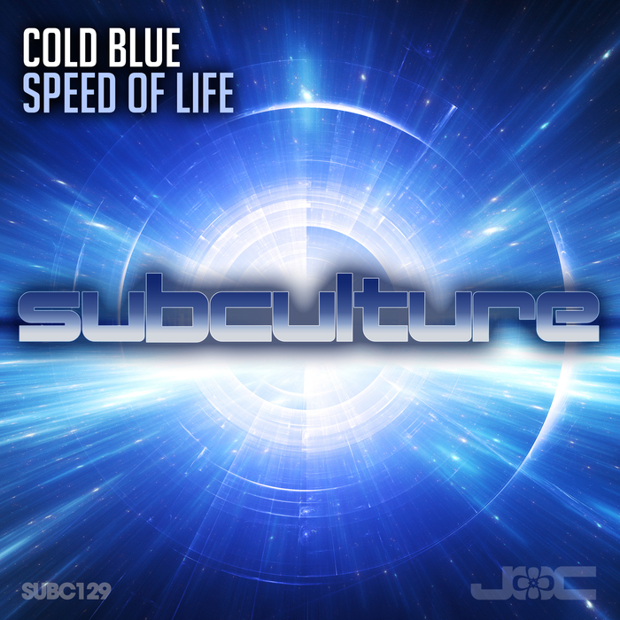 COLD BLUE - Speed Of Life