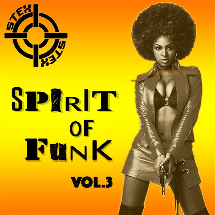 STEX - Spirit Of Funk Vol 3