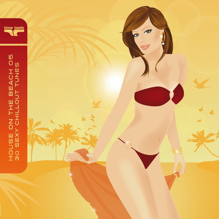 VARIOUS - House On The Beach 5: 30 Sexy Chillout Tunes