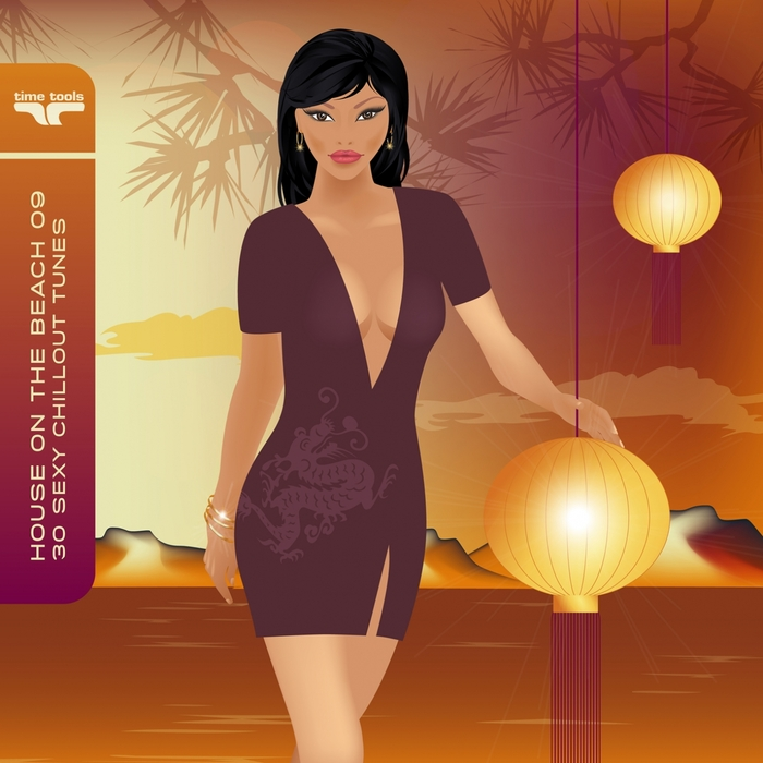 VARIOUS - House On The Beach Vol 9 - 30 Sexy Chillout Tunes
