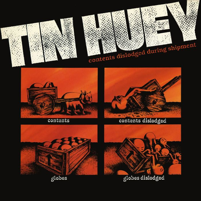 TIN HUEY - Contents Dislodged During Shipment