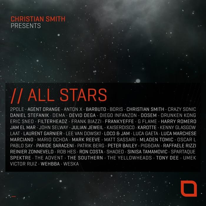 VARIOUS - ALL STARS 2018