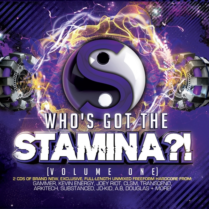 VARIOUS - Who's Got The Stamina?! Vol 1