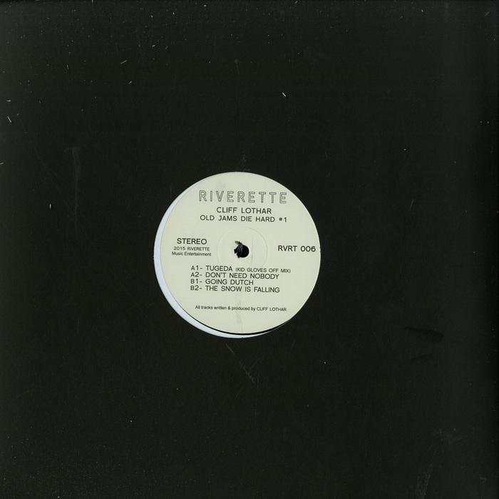 CLIFF LOTHAR - Old Jams Die Hard #1