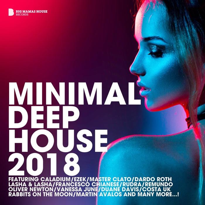 VARIOUS - Minimal Deep House 2018
