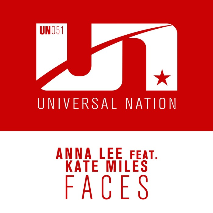 ANNA LEE feat KATE MILES - Faces
