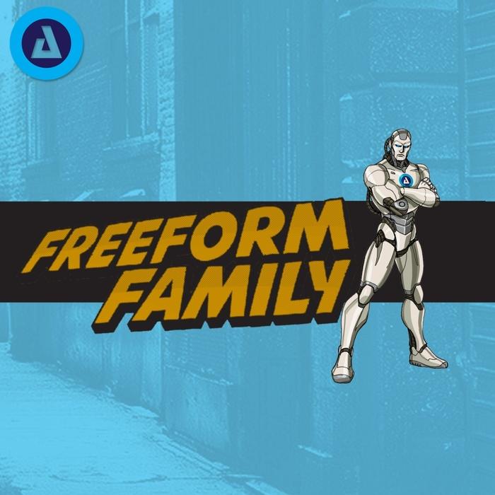 VARIOUS - Freeform Family