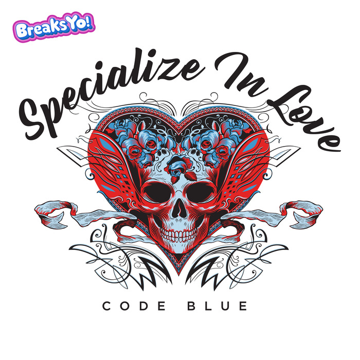 CODE BLUE - Specialize In Love