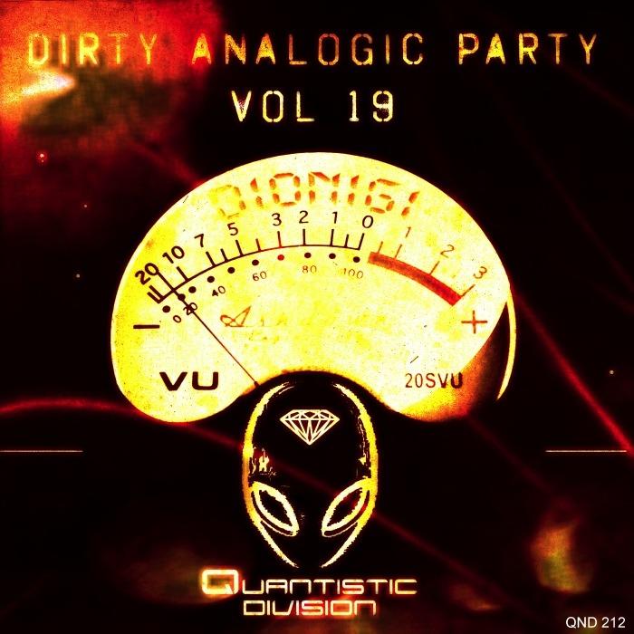 DIONIGI - Dirty Analogic Party Vol 19