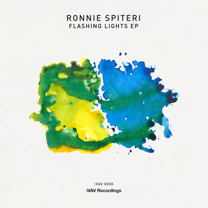 RONNIE SPITERI - Flashing Lights EP