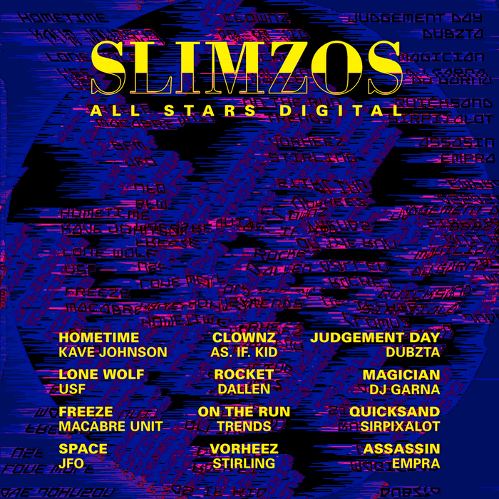 VARIOUS - Slimzos All Stars Digital 001