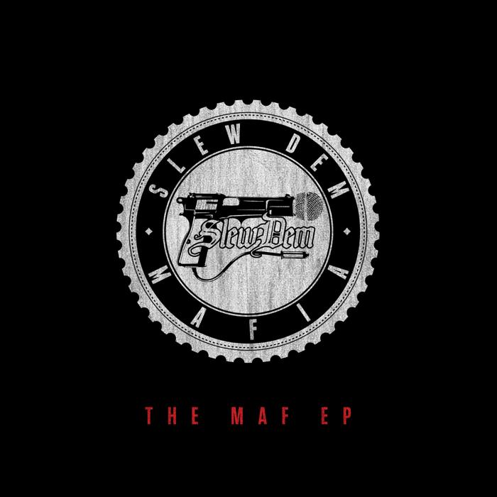 RAGE/CLIPSON/KRAZE - The Maf EP