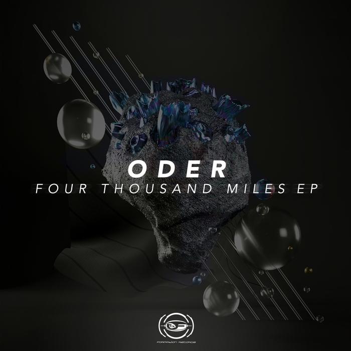 ODER - Four Thousand Miles EP