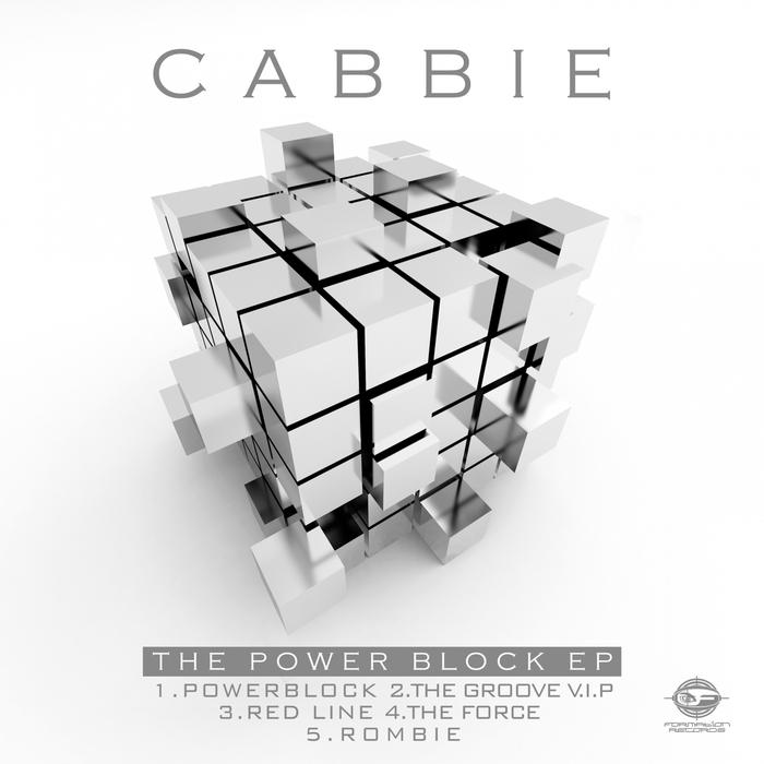 CABBIE - The Power Block EP