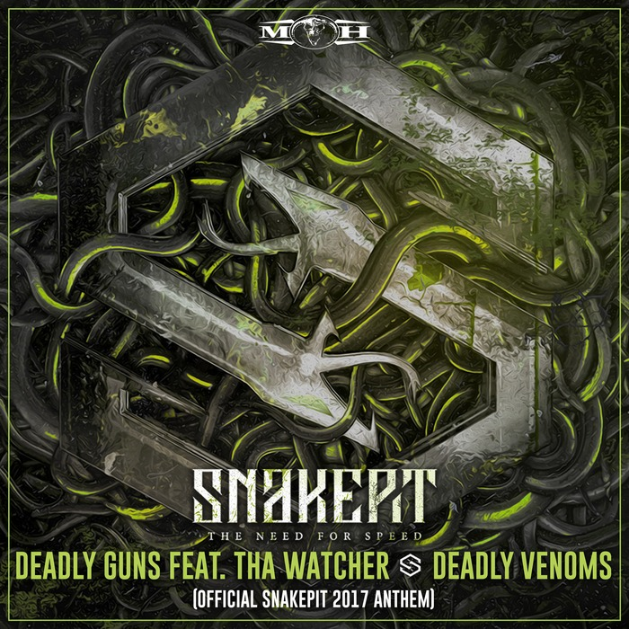 DEADLY GUNS feat THA WATCHER - Deadly Venoms