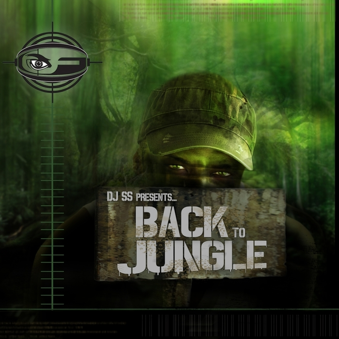 VARIOUS - DJ SS Presents: Back To Jungle