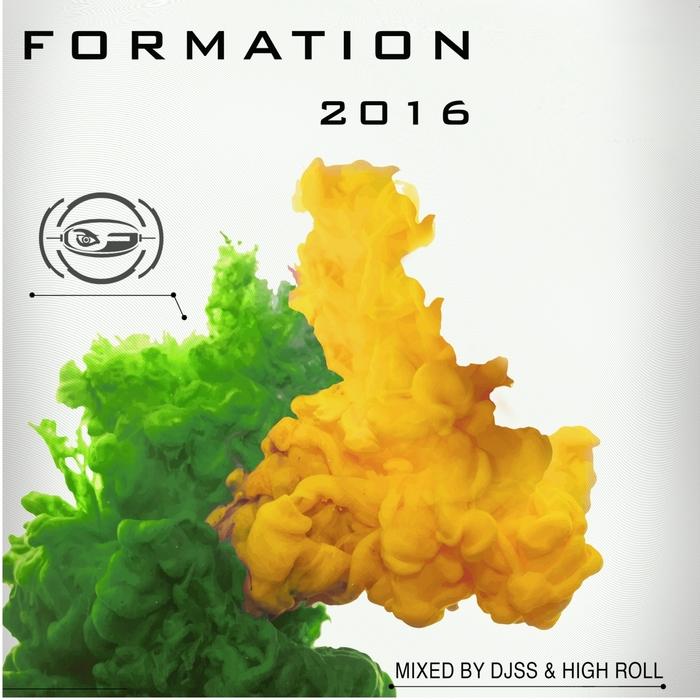 DJ SS/VARIOUS - Formation 2016 (unmixed Tracks)