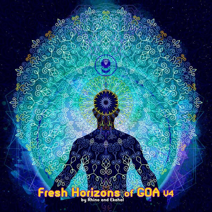VARIOUS/DJ RHINO/EKAHAL - Fresh Horizons Of Goa Vol 4
