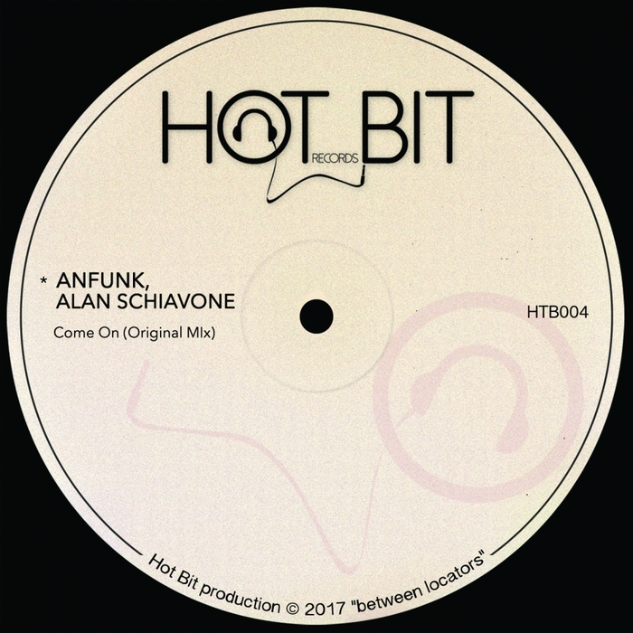 ALAN SCHIAVONE/ANFUNK - Come On