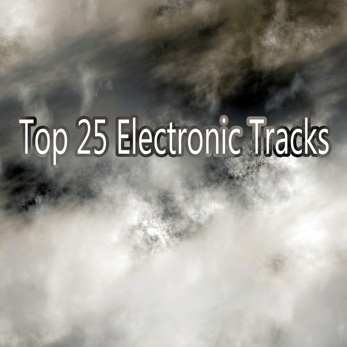 VARIOUS - Top 25 Electronic Tracks