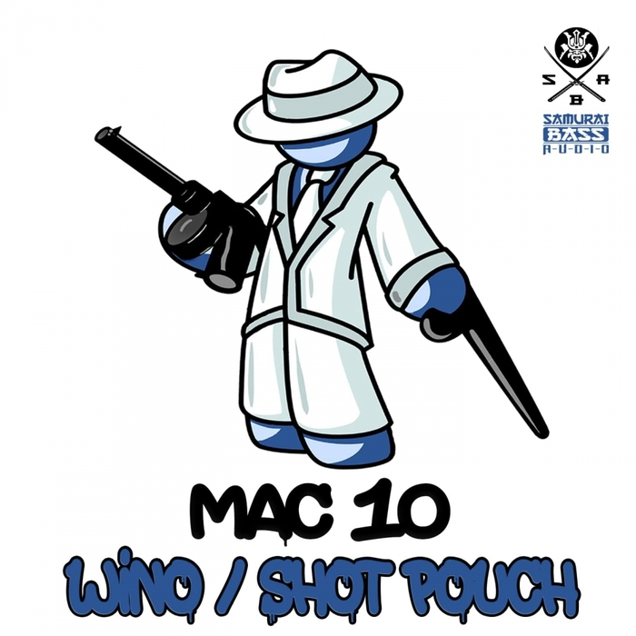 MAC10 - Wino/Shot Pouch